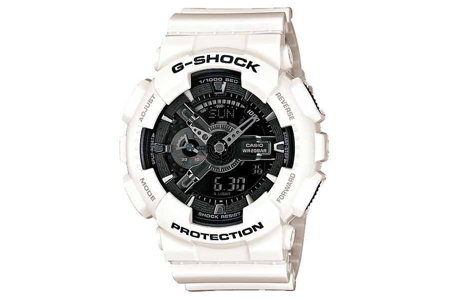 "Image of Casio G-Shock 2013 Summer ""White and Black Series"" Collection"