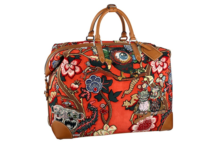 Image of Chapman Brothers x Louis Vuitton 2013 Fall/Winter Accessories Collection