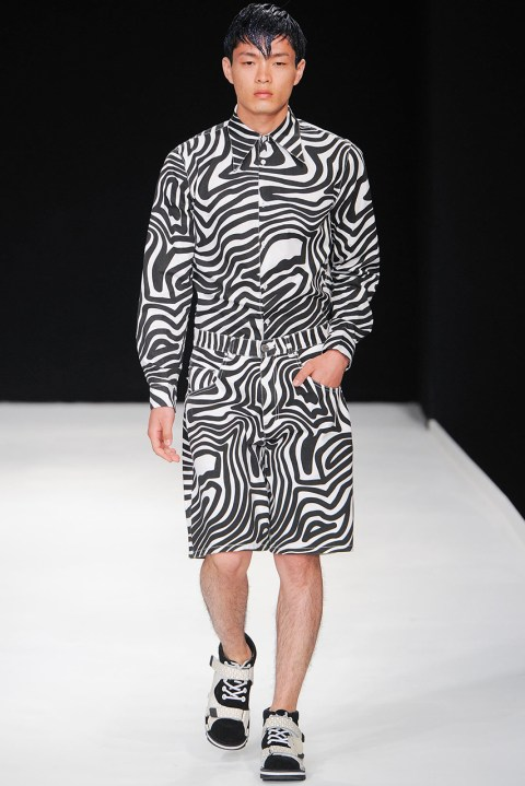 Image of Christopher Shannon 2014 Spring/Summer Collection