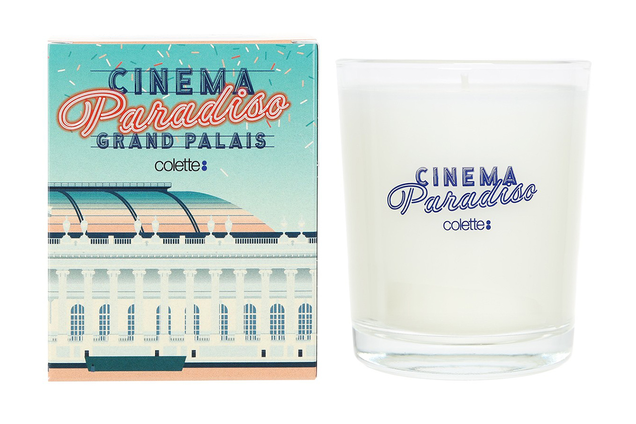 Image of colette x Cinema Paradiso Candle