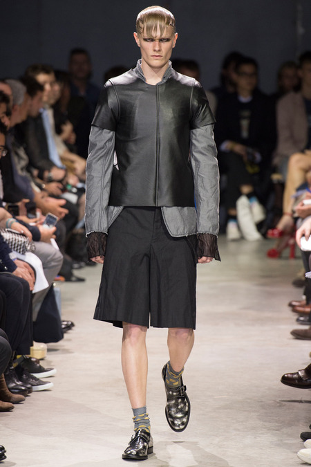 Image of COMME des GARCONS 2014 Spring Collection