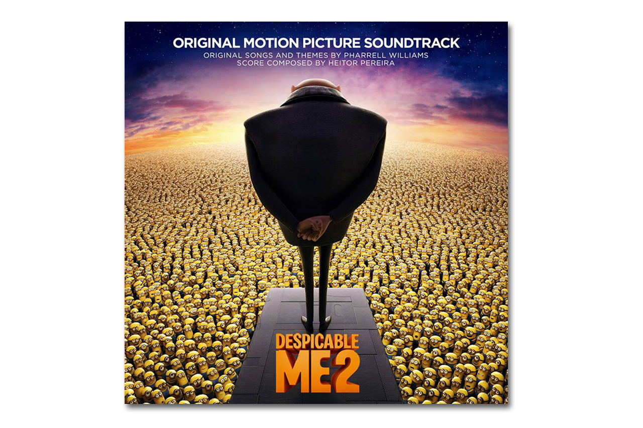 Image of Despicable Me 2: Official Soundtrack (Album Stream)