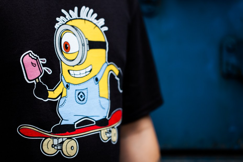 Image of Despicable Me 2 x ICECREAM T-Shirt