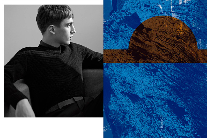 Image of Dior Homme 2013 Fall Lookbook