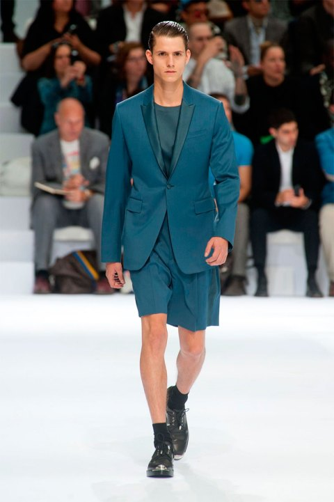 Image of Dior Homme 2014 Spring Collection