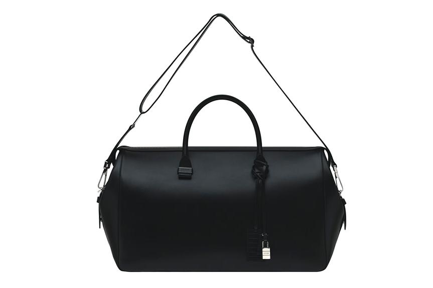 Image of Dior Homme Metal Corner Bags