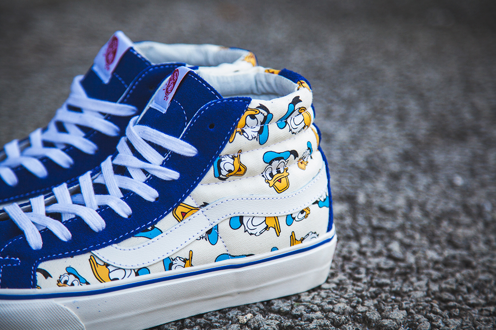 Image of Disney x Vans Vault 2013 Fall OG Classics Collection