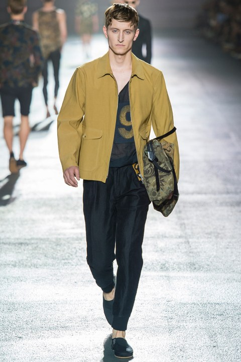 Image of Dries Van Noten 2014 Spring/Summer Collection