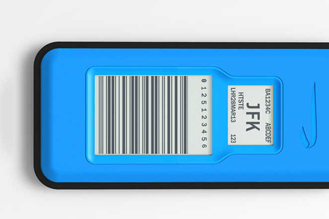Image of Electronic Luggage Tags by British Airways Give Real-Time Bag Tracking