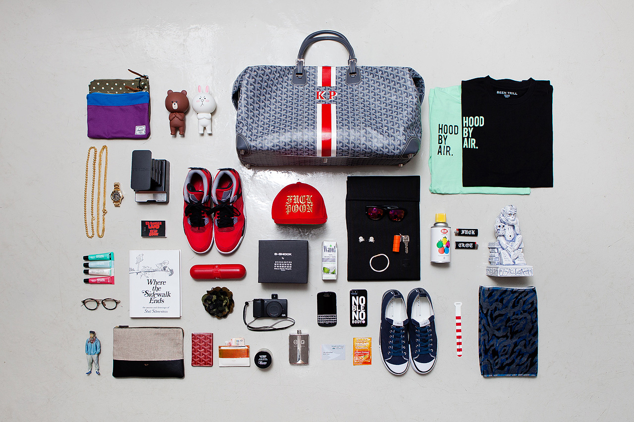 Image of Essentials: Kevin Poon of CLOT