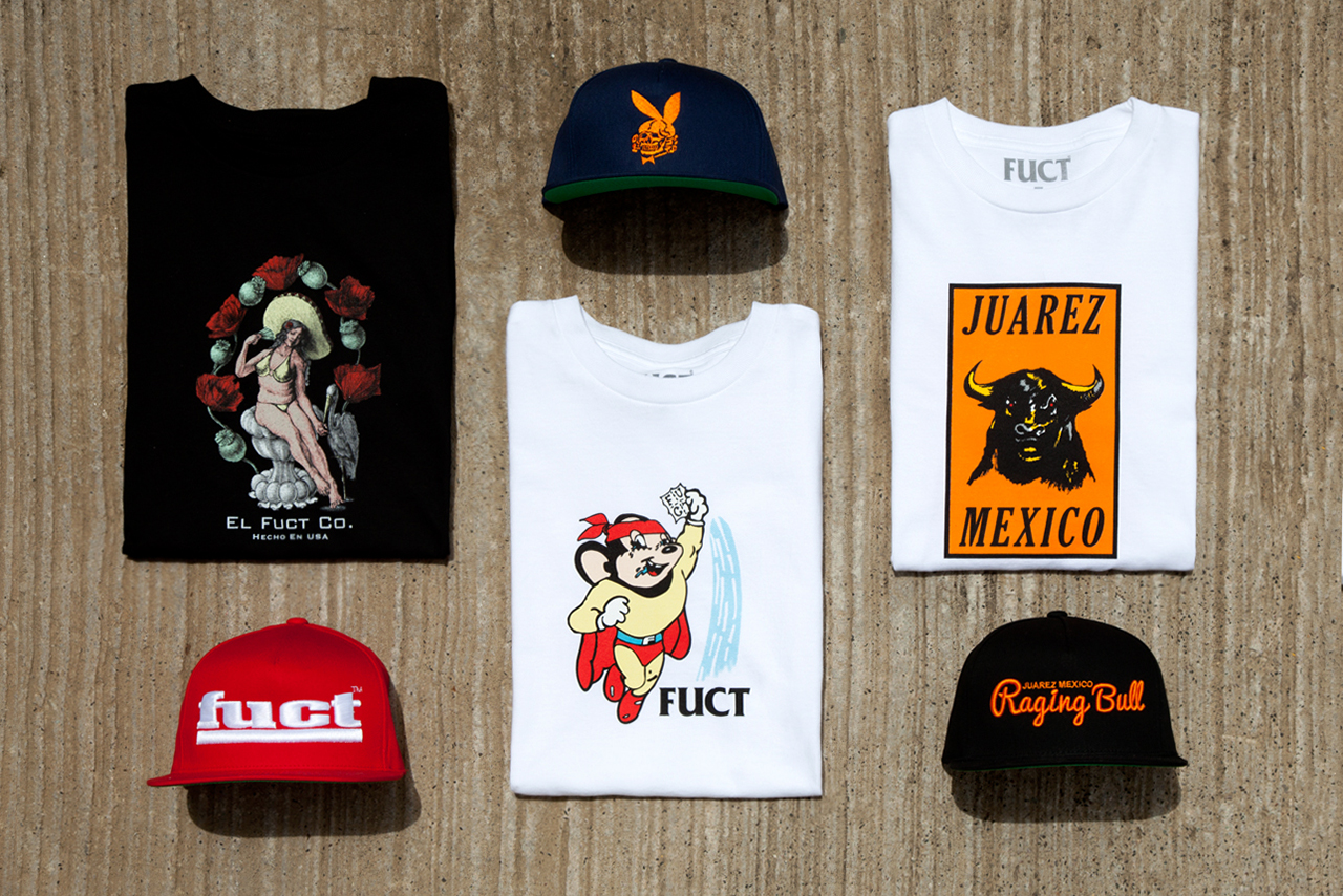 Image of FUCT 2013 Spring/Summer Collection