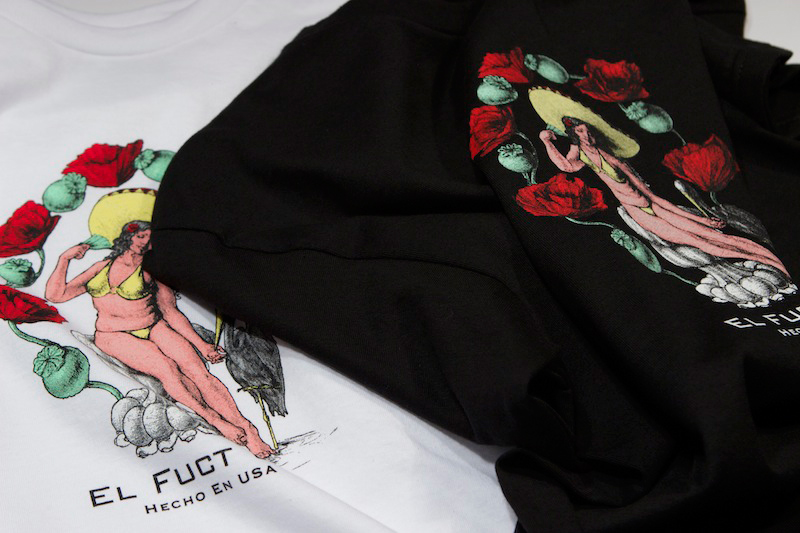 "Image of FUCT 2013 Summer ""Raging Bull"" Collection"