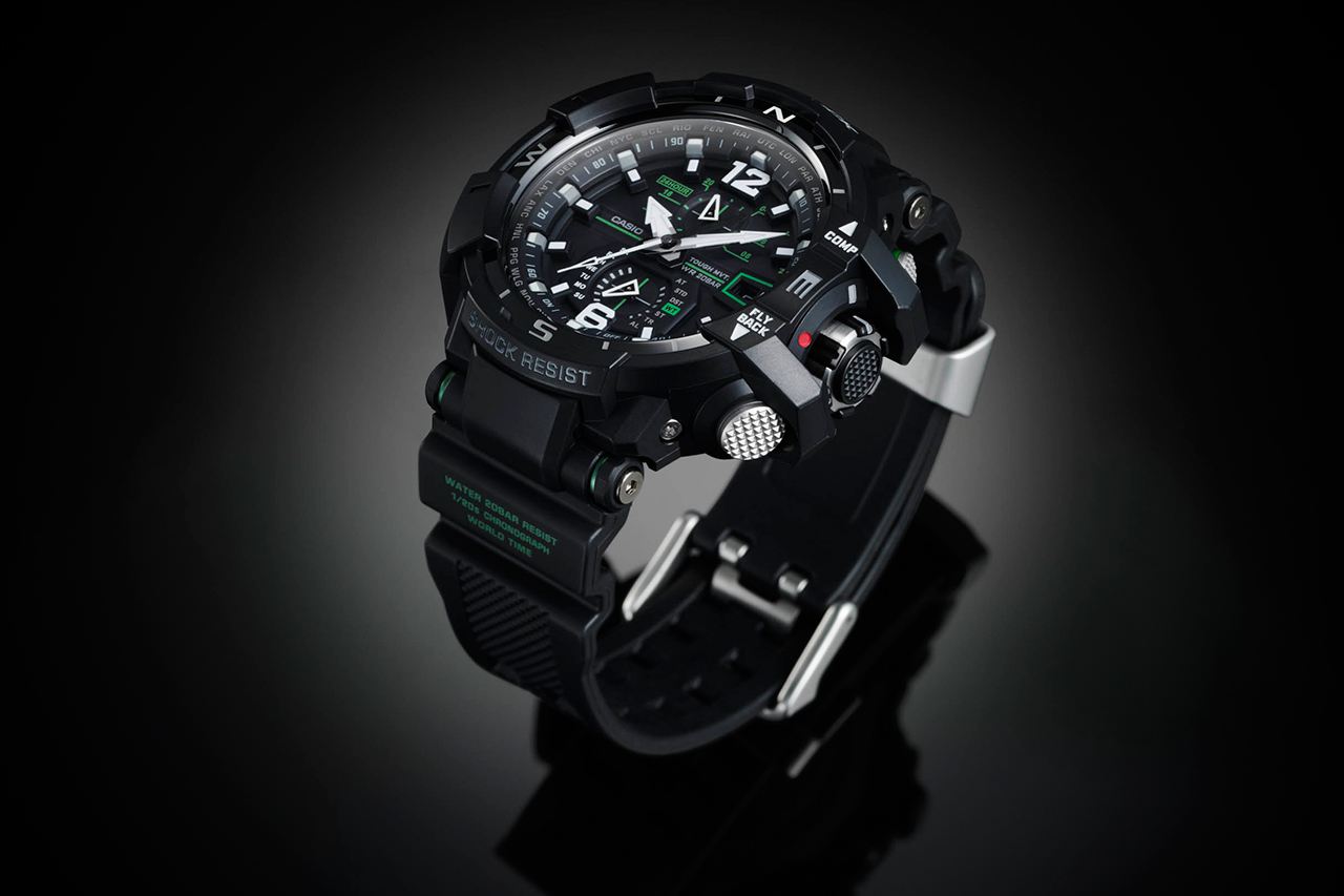 Image of Casio G-Shock Gravity Defier GWA1100