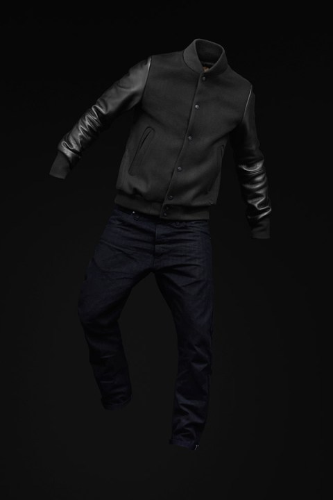 Image of G-Star RAW by Marc Newson 2013 Fall/Winter Collection Preview