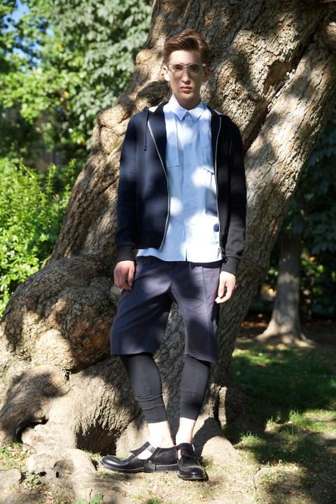 Image of giuliano Fujiwara 2014 Spring/Summer Collection Preview