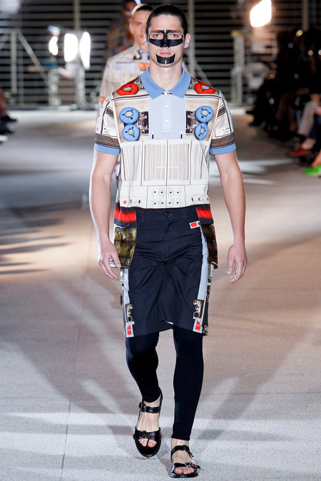 Image of Givenchy 2014 Spring/Summer Collection