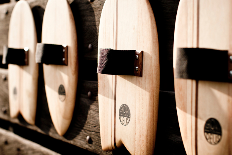 Image of Grown for Deus Custom Bodysurfing Hand Planes