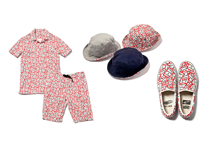 Image of Have A Good Time x Vans x BEAMS 2013 Summer Capsule Collection