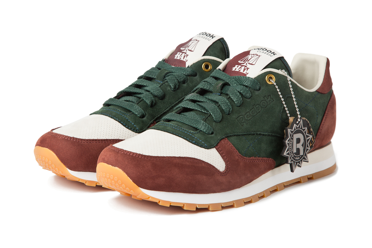 Image of Highs and Lows x Reebok Classic Leather 30th Anniversary