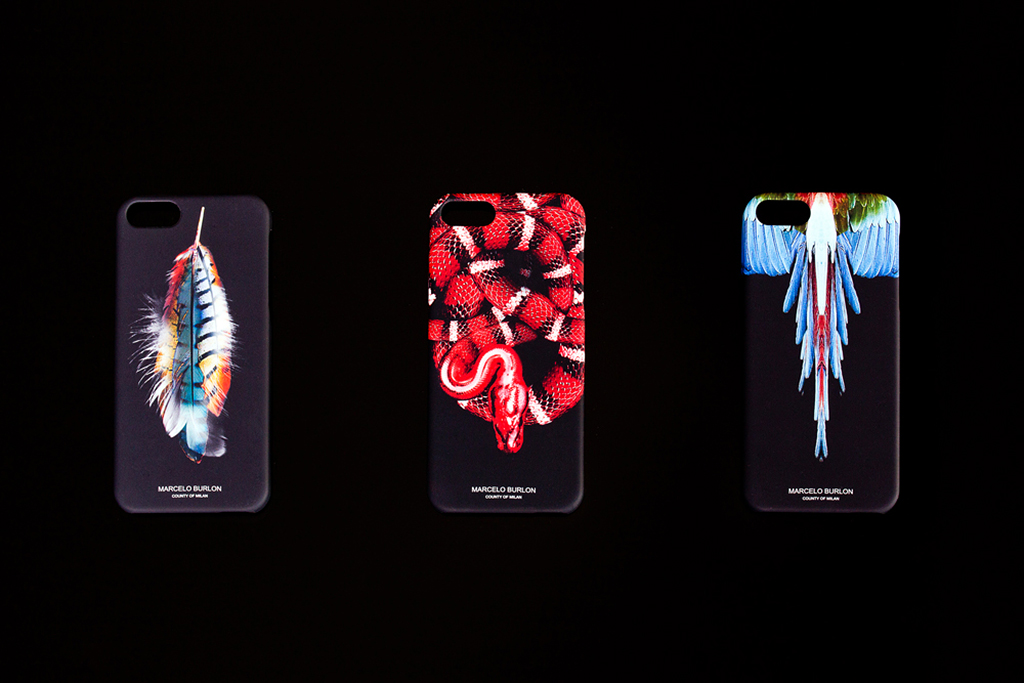 Image of Highsnobiety x Marcelo Burlon iPhone 5 Cases