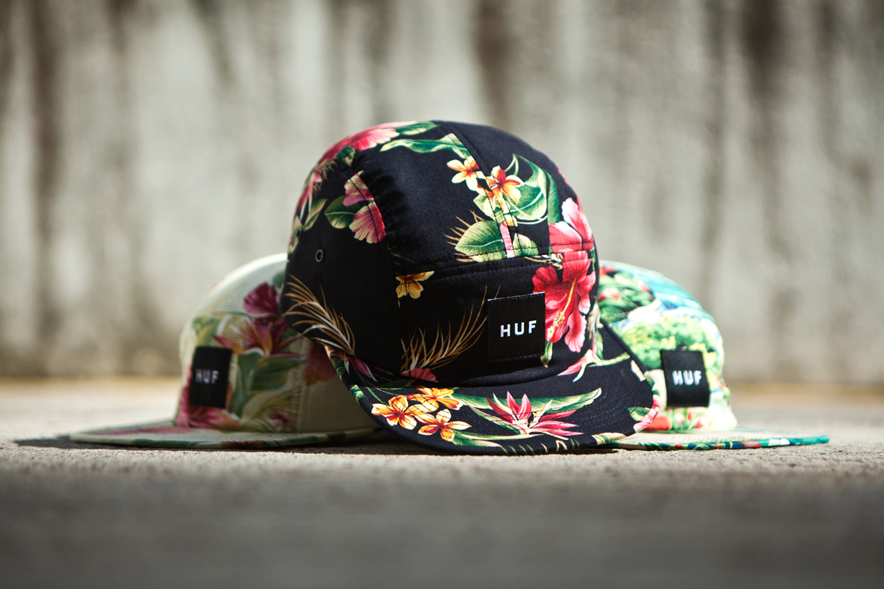Image of HUF 2013 Summer Headwear Collection