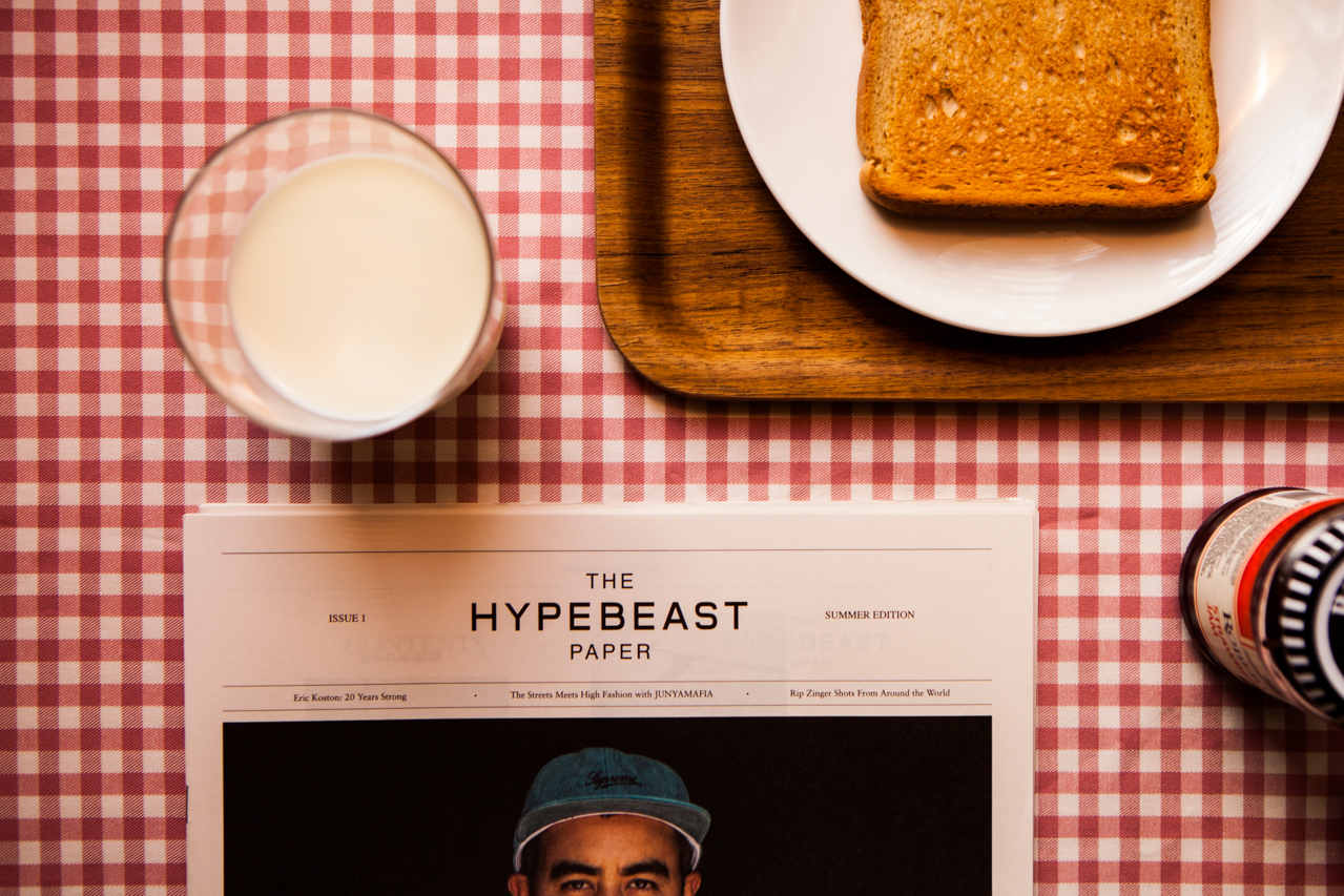 Image of HYPEBEAST Paper Issue 1: Summer Edition