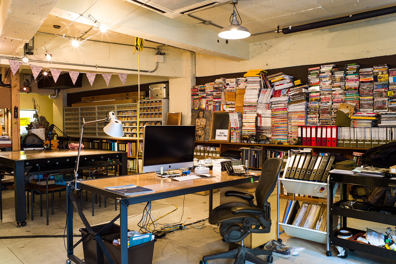 Image of HYPEBEAST Spaces: A Last Look at the WTAPS Atelier