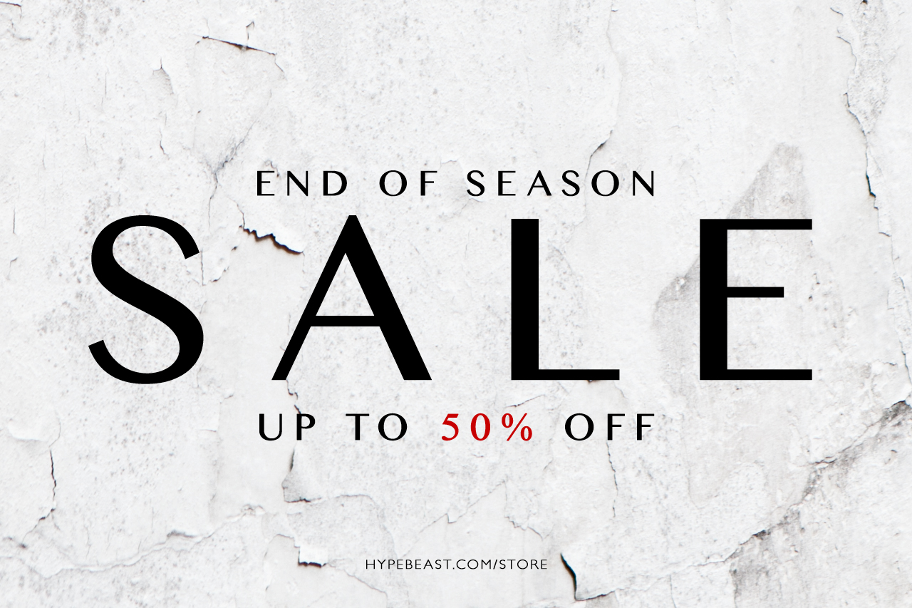Image of HYPEBEAST Store 2013 Spring/Summer Sale