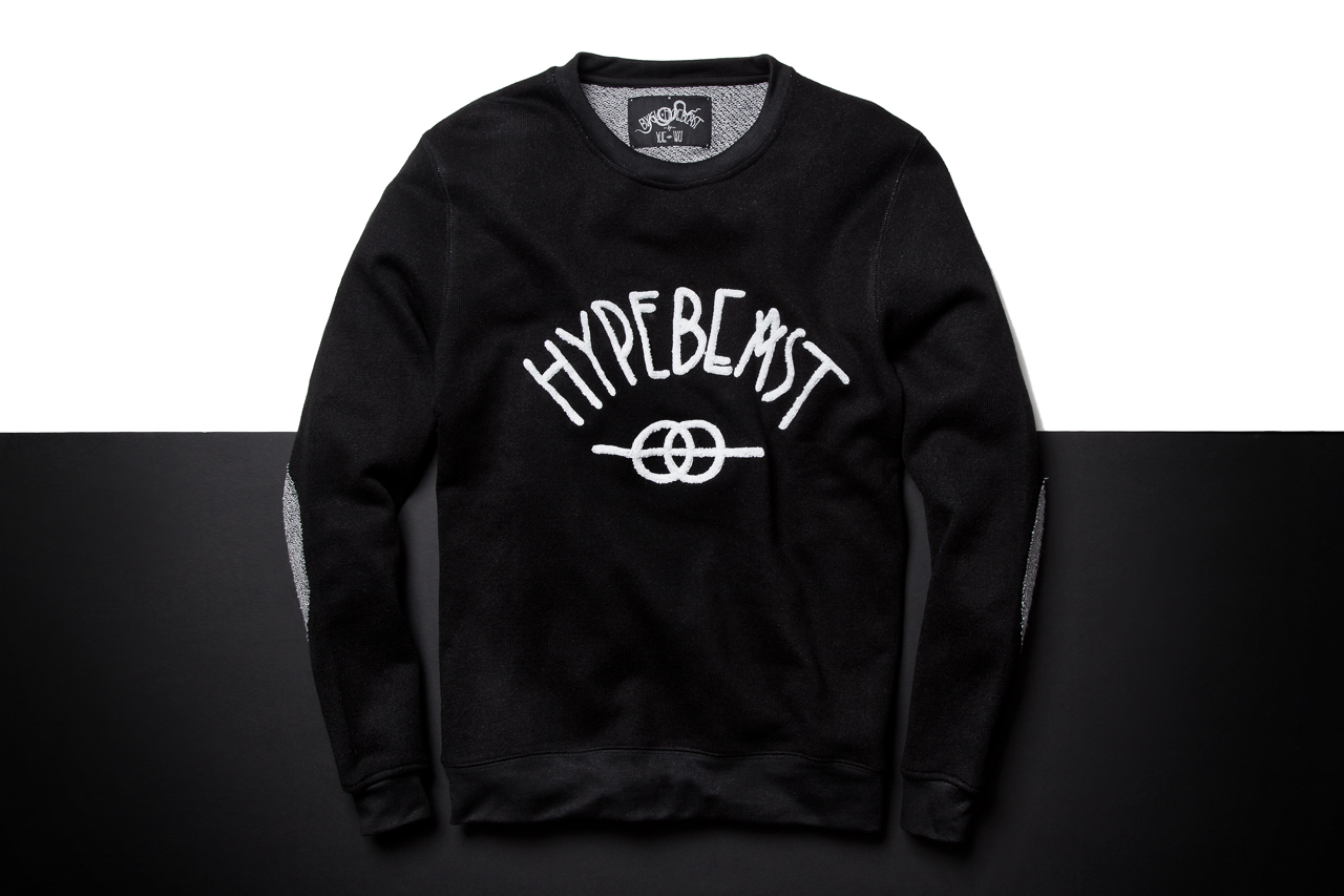 Image of HYPEBEAST x BWGH Sweaters