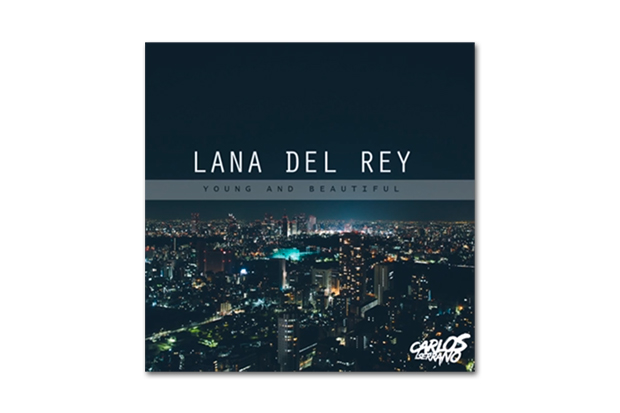 Image of HYPETRAK Premiere: Lana Del Rey – Young And Beautiful (Carlos Serrano Remix)