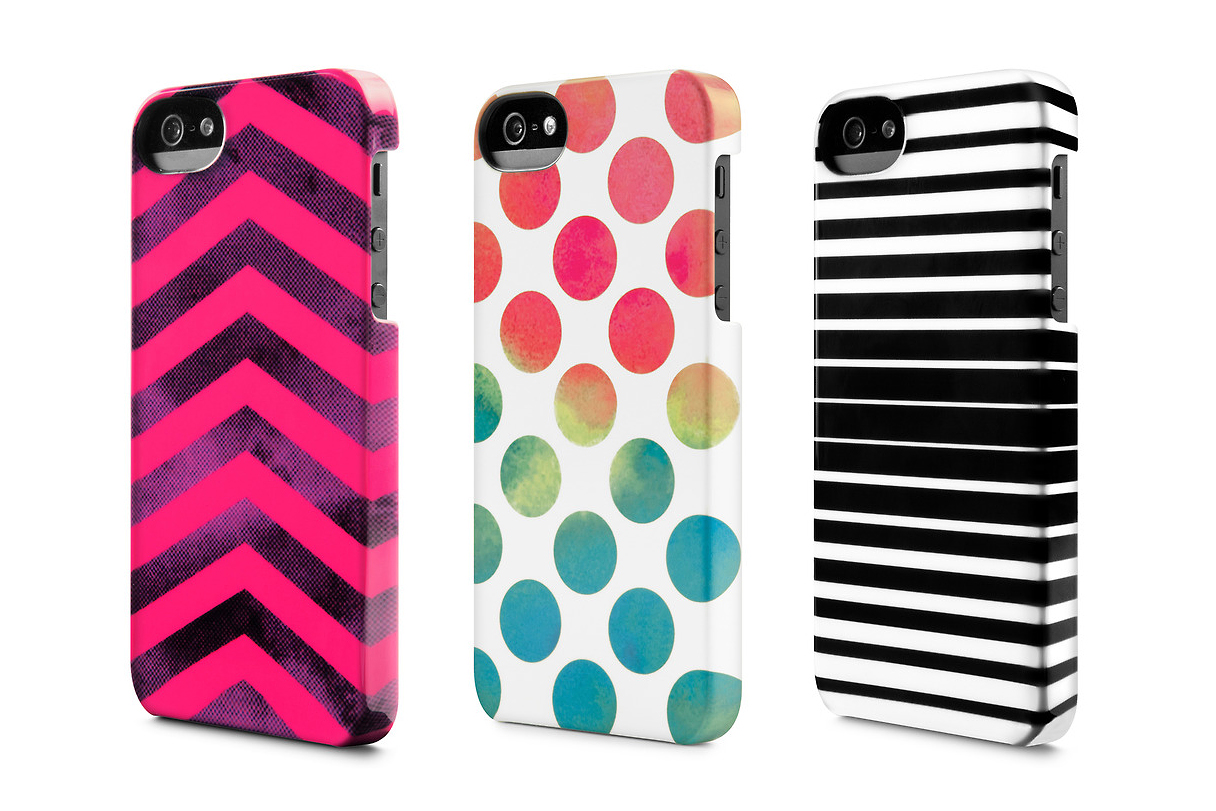 INCASE IPHONE 5 GRAPHIC SNAP CASES 1