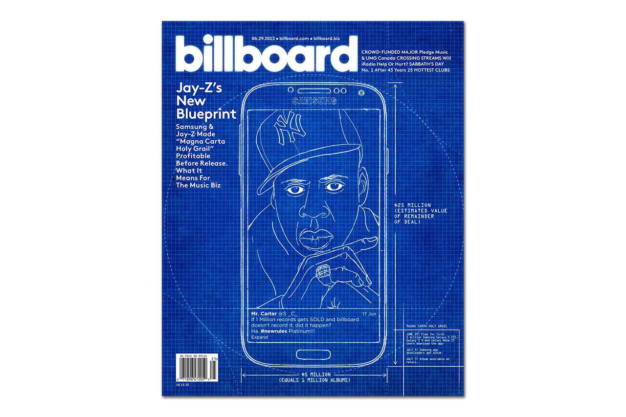 Image of Jay-Z Covers Billboard