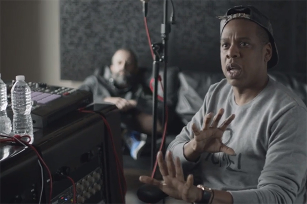 "Image of Jay-Z Dissects ""Heaven,"" ""Oceans"" and ""Holy Grail"" from 'Magna Carta...Holy Grail'"