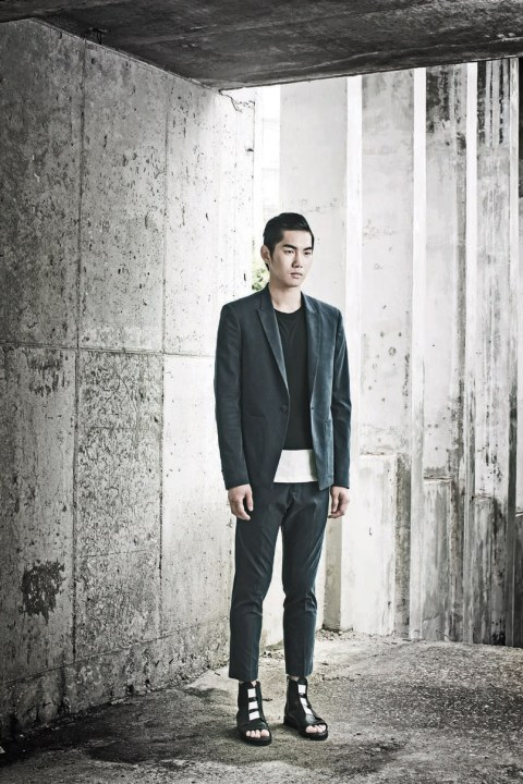 Image of Jehee Sheen 2014 Spring/Summer Collection