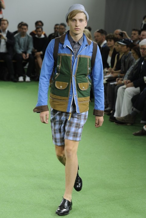 Image of JUNYA WATANABE MAN 2014 Spring Collection