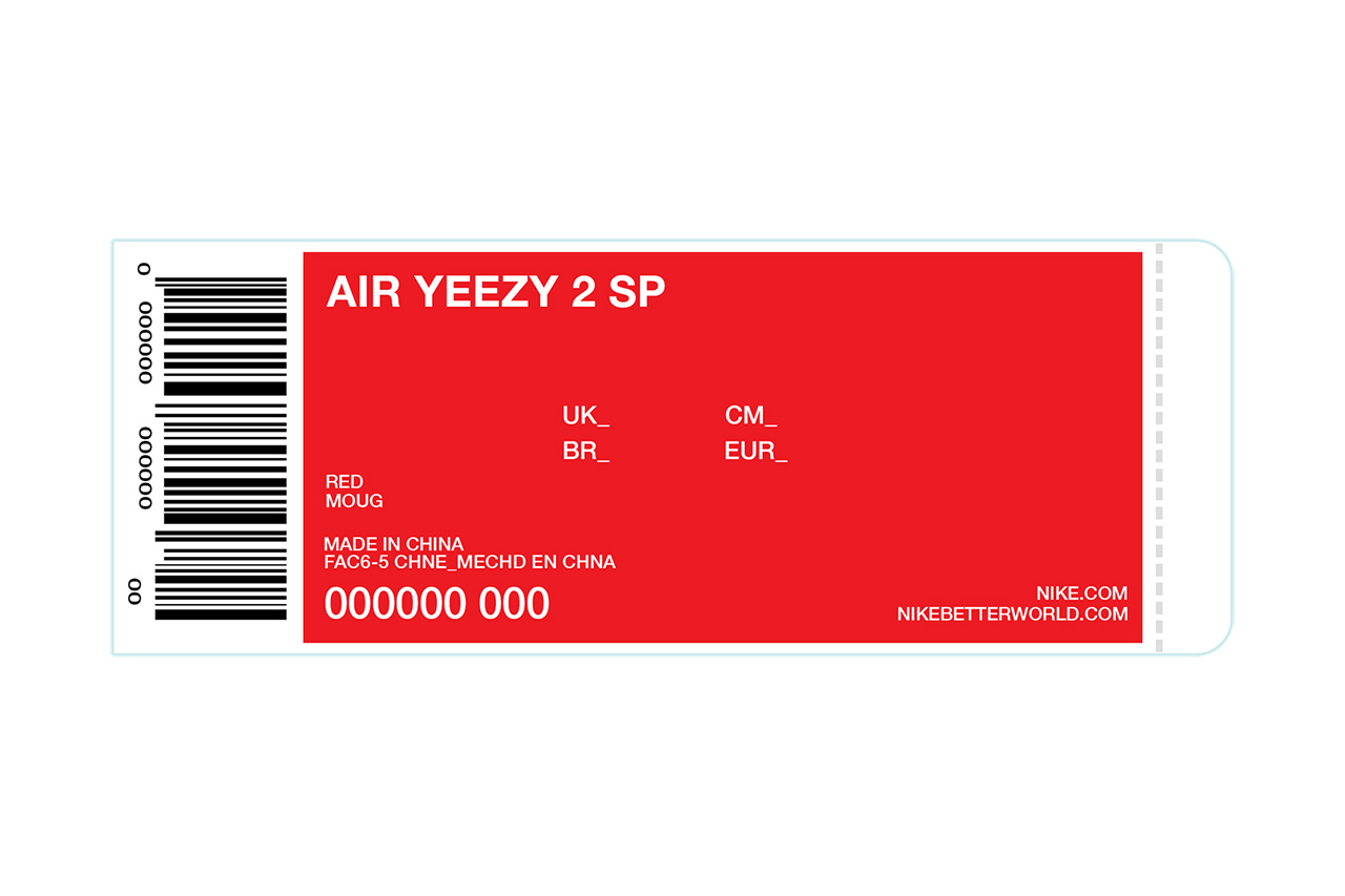 Image of Kanye West Will Give Away 50 Pairs of the Upcoming Red Nike Air Yeezy IIs