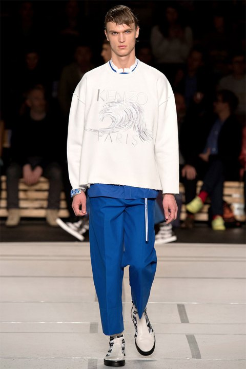 Image of Kenzo 2014 Spring/Summer Collection