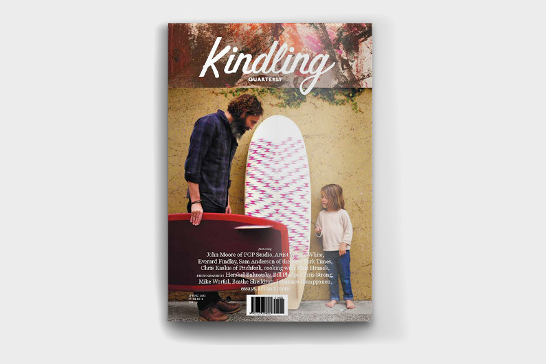 Image of Kindling Quarterly Issue 2
