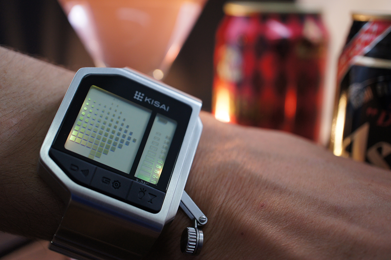 Image of Kisai Breathalyzer Watch
