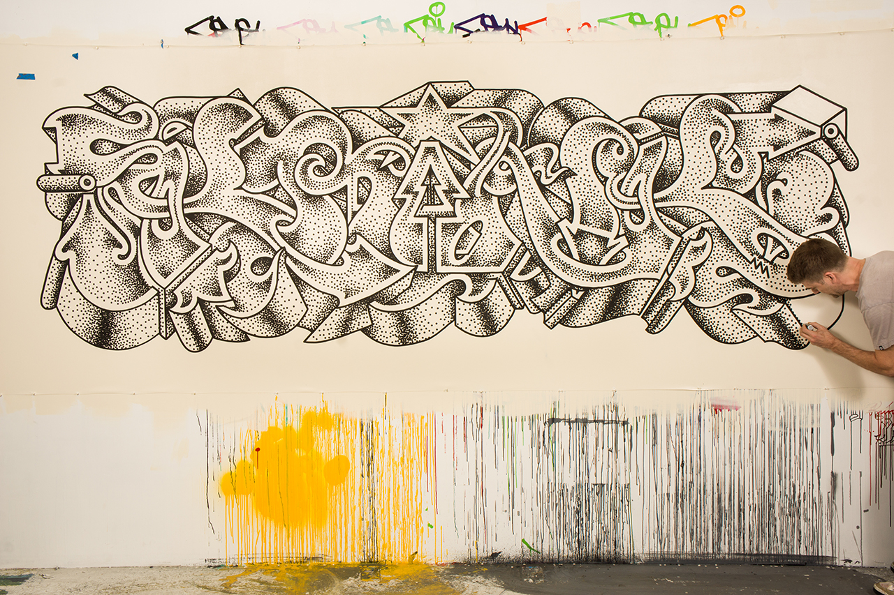 Image of KRINK x Noah McDonough Print
