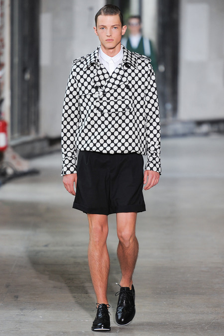 Image of KRISVANASSCHE 2014 Spring/Summer Collection