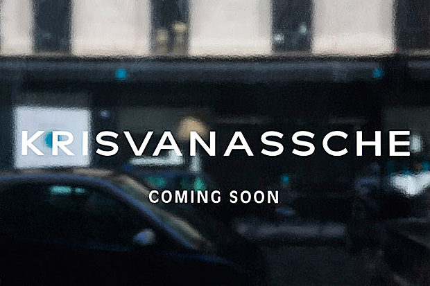 Image of KRISVANASSCHE To Open First Boutique in Paris