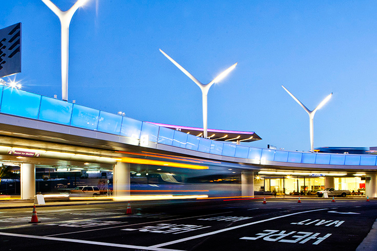 Image of LAX Enhancements Project by AECOM - Phase 1