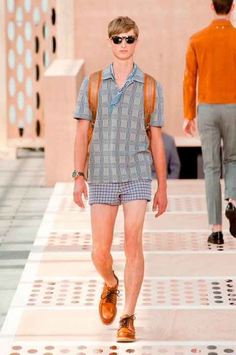 Image of Louis Vuitton 2014 Spring/Summer Collection