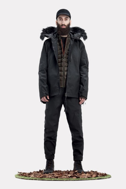 "Image of maharishi 2013 Fall/Winter ""Pacifist Preppers"" Lookbook"