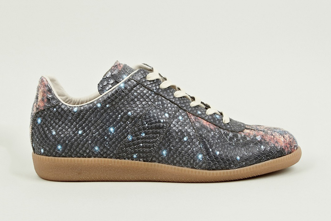 Image of Maison Martin Margiela 2013 Fall/Winter Galaxy Replica Sneaker