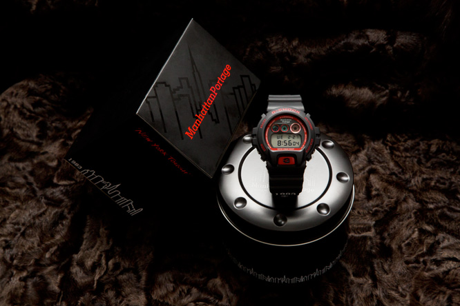 Image of Manhattan Portage x Casio G-Shock 2013 DW-6900