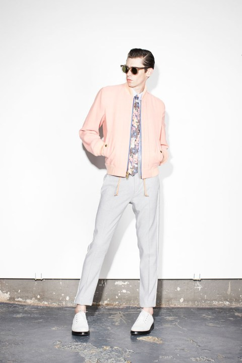 Image of Marc Jacobs 2014 Spring/Summer Lookbook