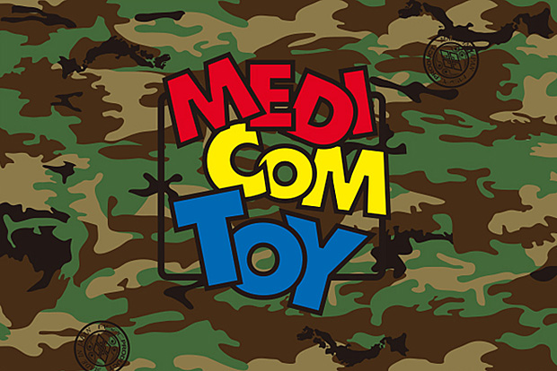 Image of master-piece x Medicom Toy Pop-Up Store