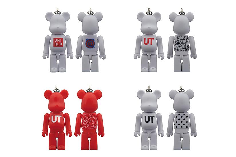 "Image of Medicom Toy Bearbrick x Uniqlo 2013 Summer ""UT"" Collection"